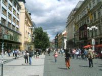 Praag - winkelen - shopping