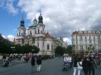Staroměstské náměstí - centrum - Praag - Tsjechië