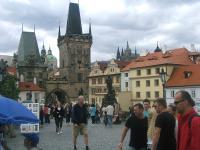 Karlsbrug - Praag