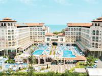 luxe hotel Iberostar - singel reizen