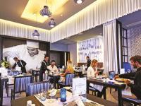 Mexico - Dunamar Riu hotel - a la carte restaurant - strandvakantie - Mexico De Globetrottert