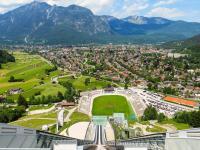 Garmisch- Partenkirchen - Skischans - Skioord