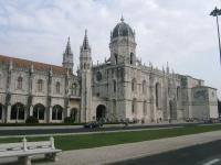 Lissabon - Jeronimos klooster - Manuelstijl - De Globetrotter