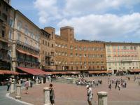 EEn bezoek aan Sienna