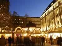 Düsseldorf  kerstmarkt