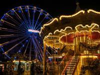 Maastricht kerstsfeer