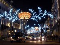 kerstmarkt Londen Regent Street