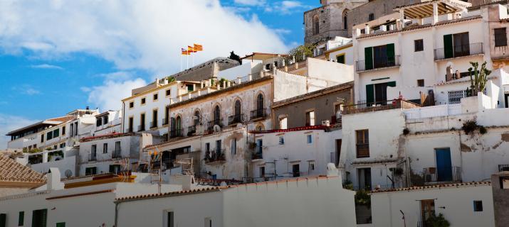 Moorse dorpjes in de Balearen