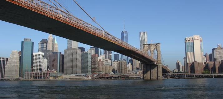 New- York wolkenkrabbers