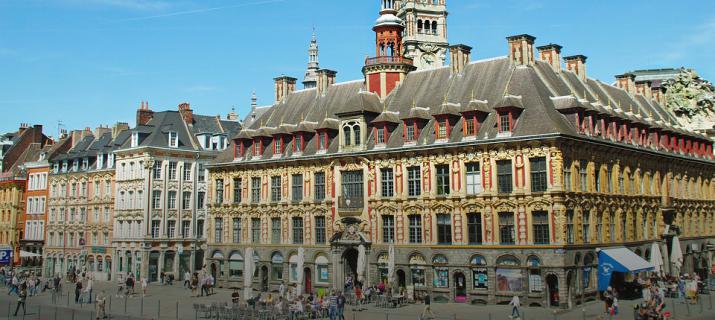 Grand Place te Rijsel