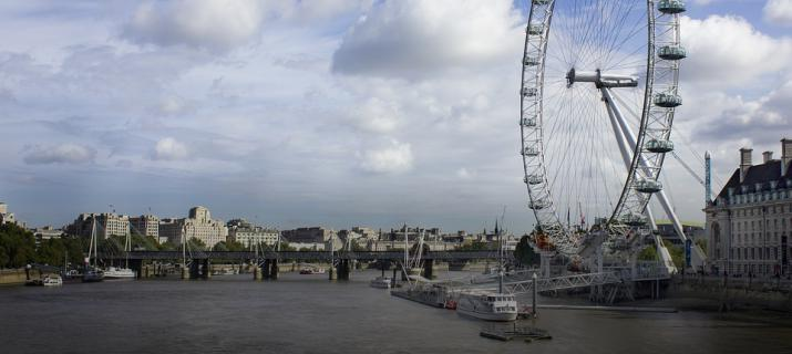 Londen - reuzenrad