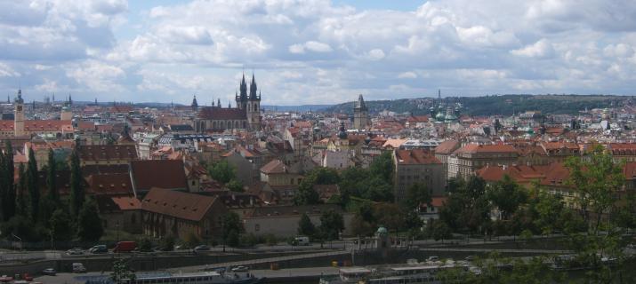 Tsjechië, Hoofdstad Praag