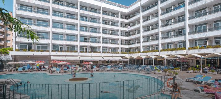 hotel Olympus Palace - Salou