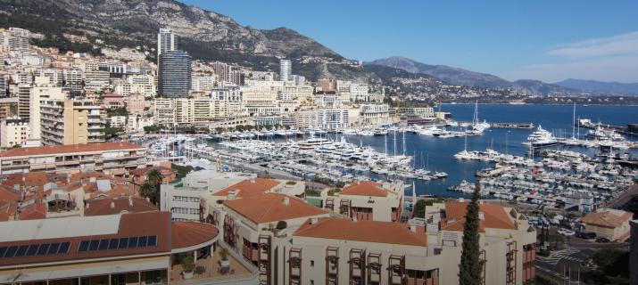 Haven Monaco Frankrijk