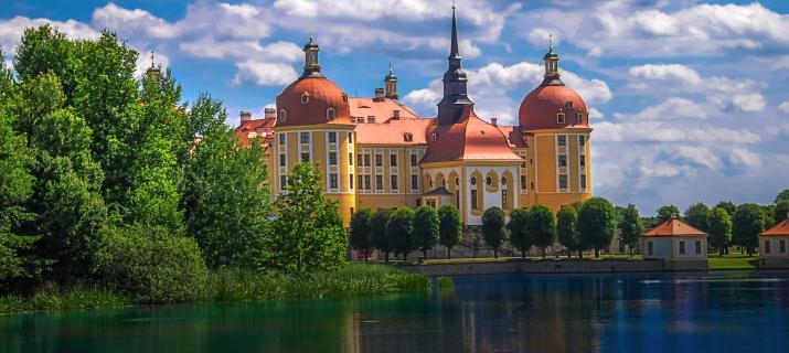 Moritzburg Meissen Dresden