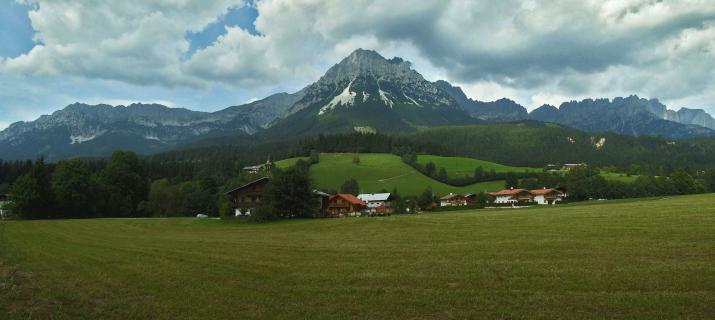 Wilder Kaiser Duitsland
