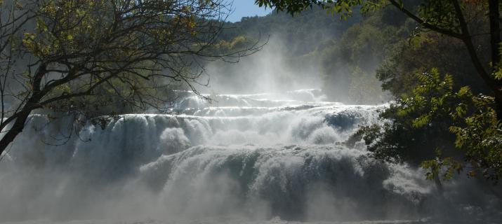 KRK watervallen