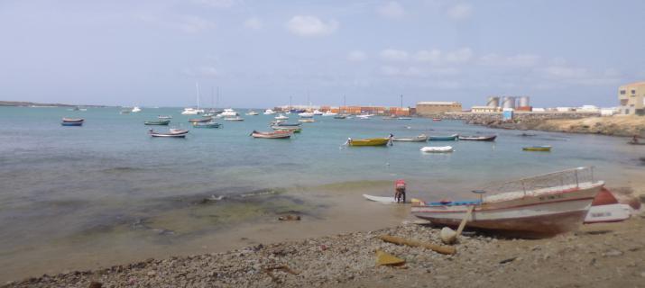 Strand Boa Vista - Kaapverdische eilanden