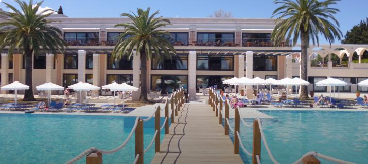 Hotel Mitsis in Corfu